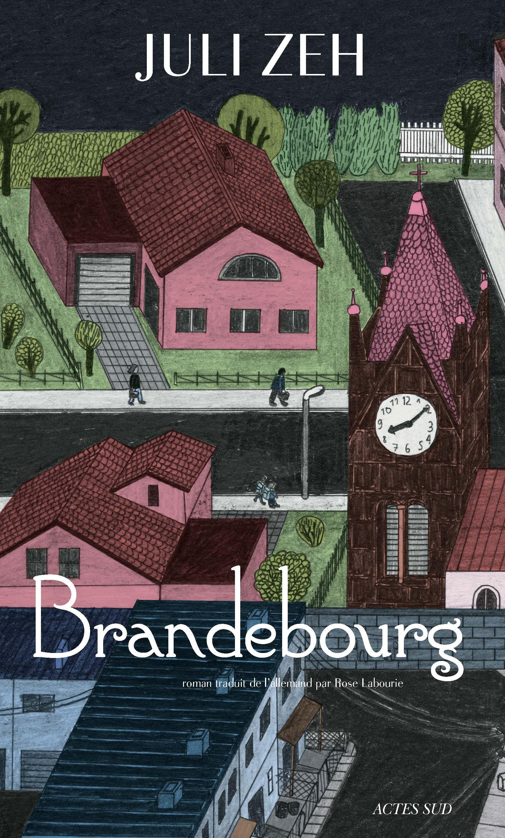 Brandebourg | Zeh, Juli