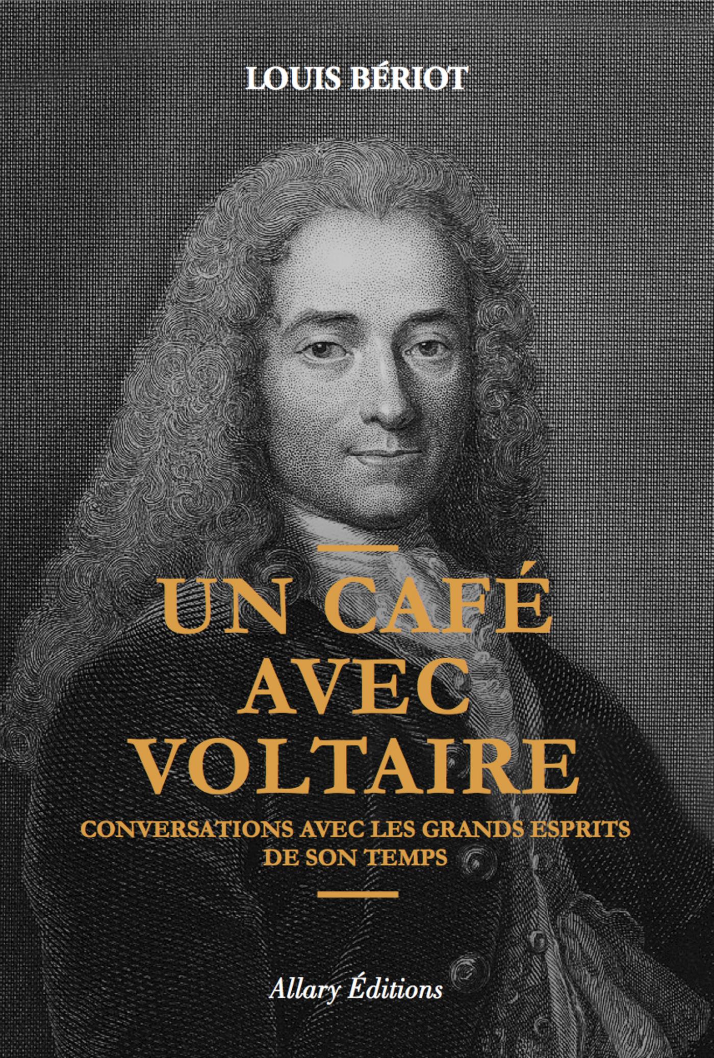 Un café avec Voltaire