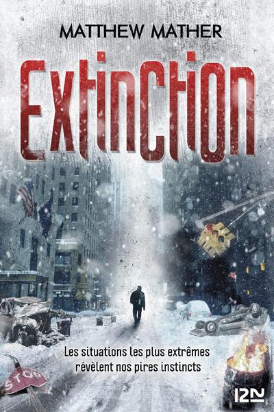 Extinction   MATHER, Matthew