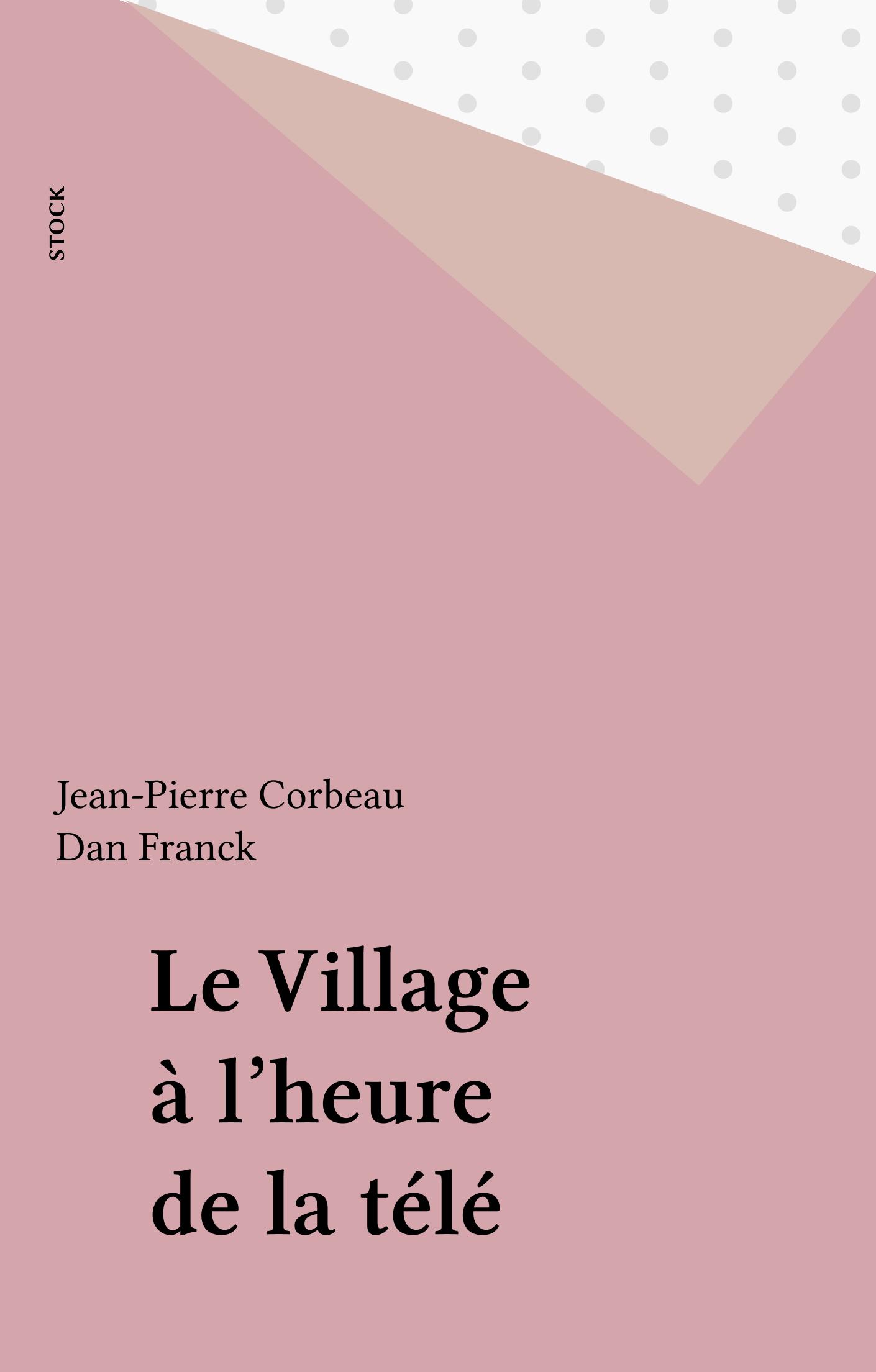 Le Village à l'heure de la télé