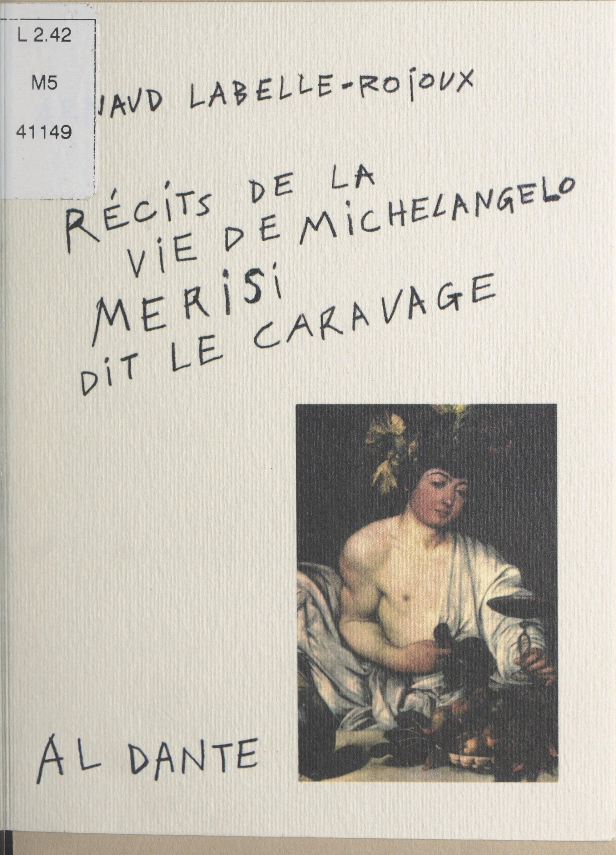 Récits de la vie de Michela...