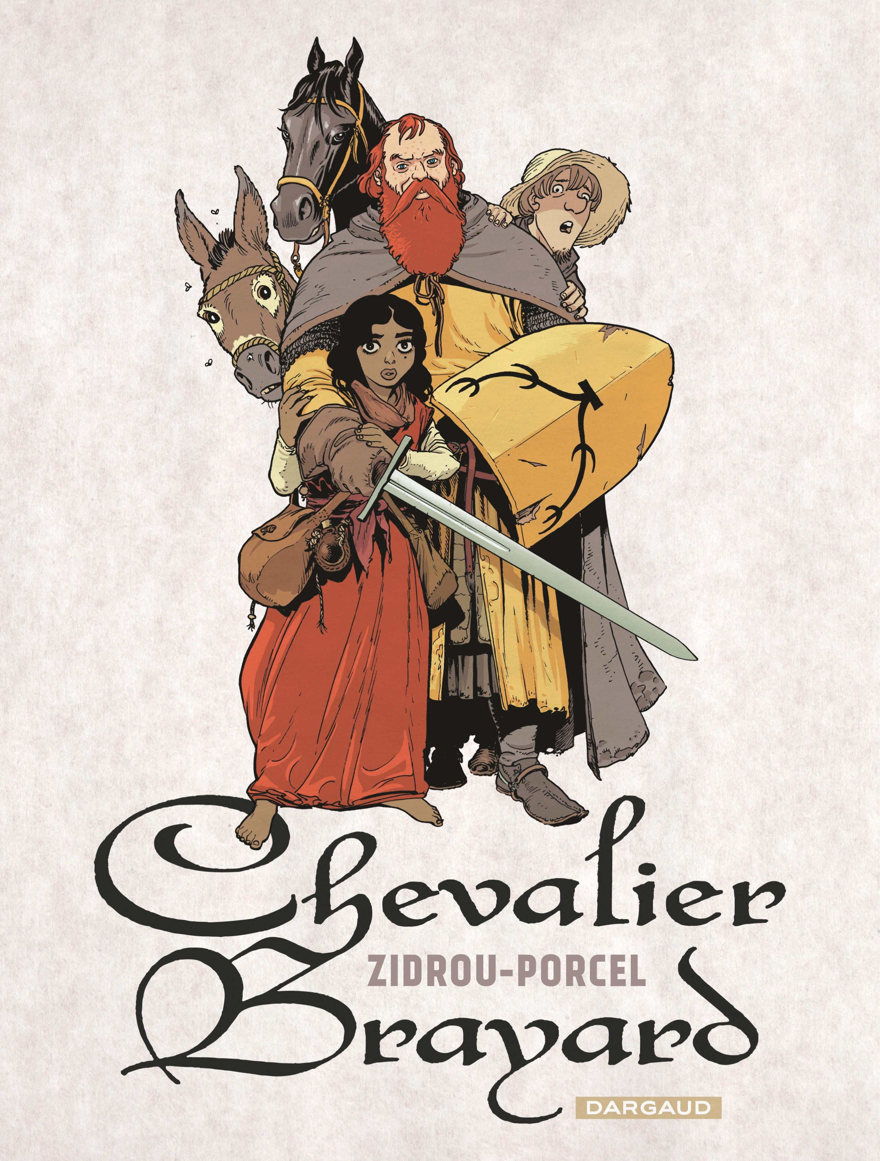 Chevalier Brayard - Chevalier Brayard - One-shot