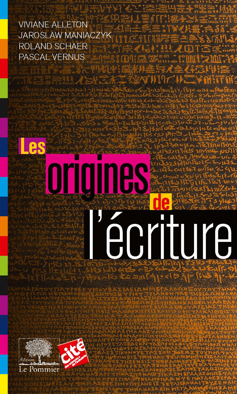 Les Origines de l'écriture