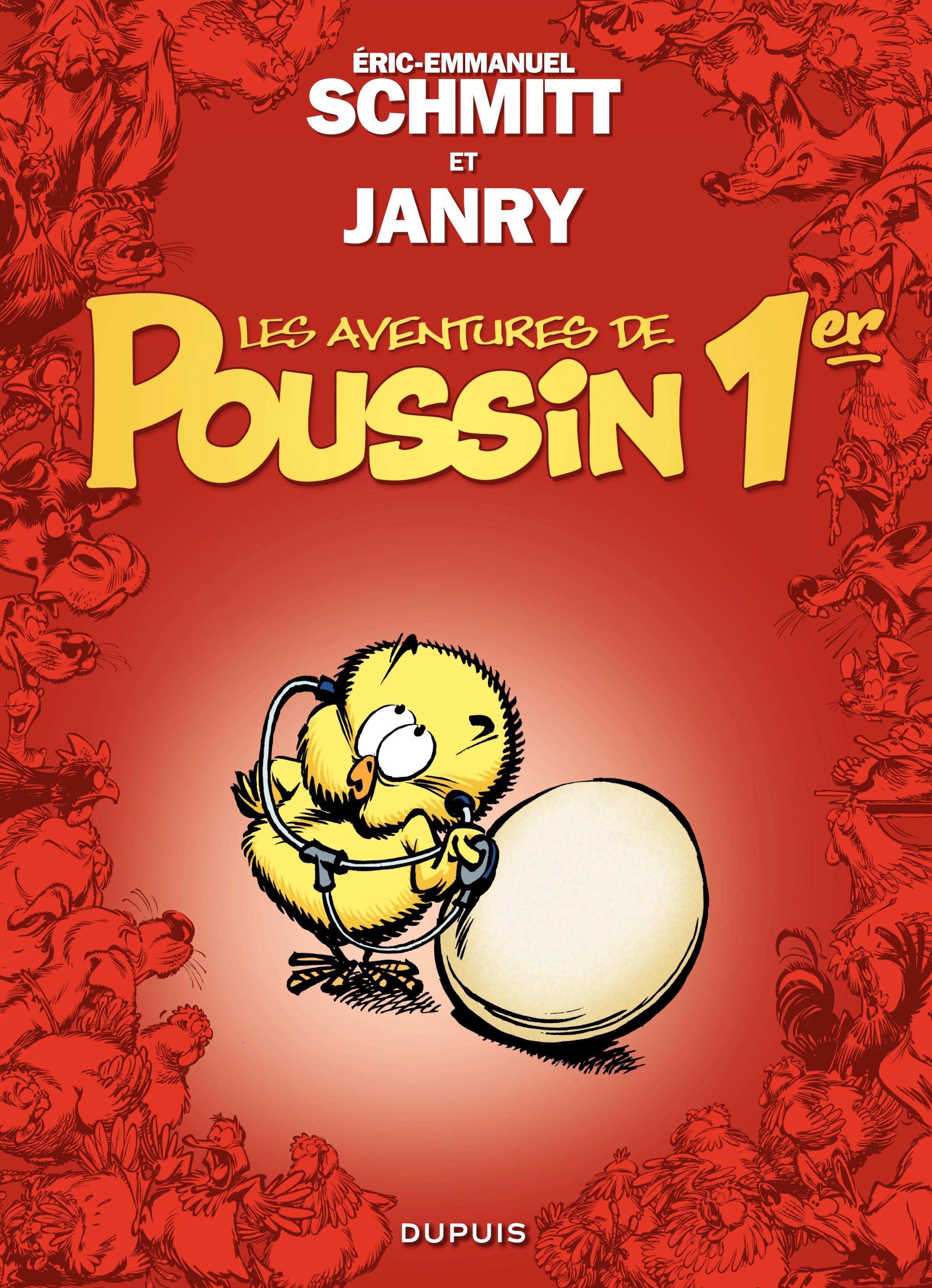 Les aventures de Poussin 1er – Tome 1 – Cui suis-je ? | Schmitt, Eric-Emmanuel