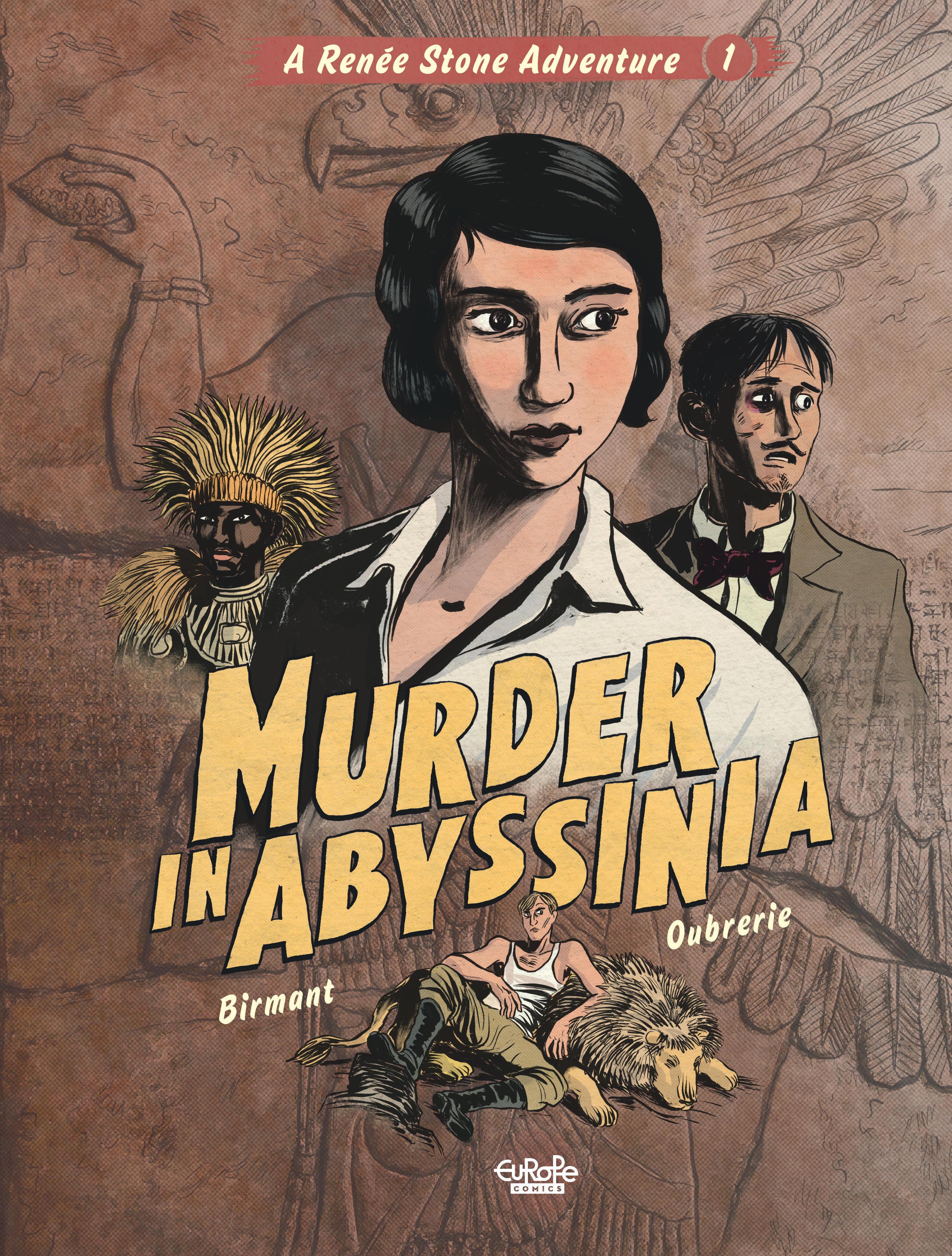 Renée Stone 1. Murder in Ab...