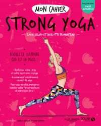 Cover image (Mon cahier Strong yoga)
