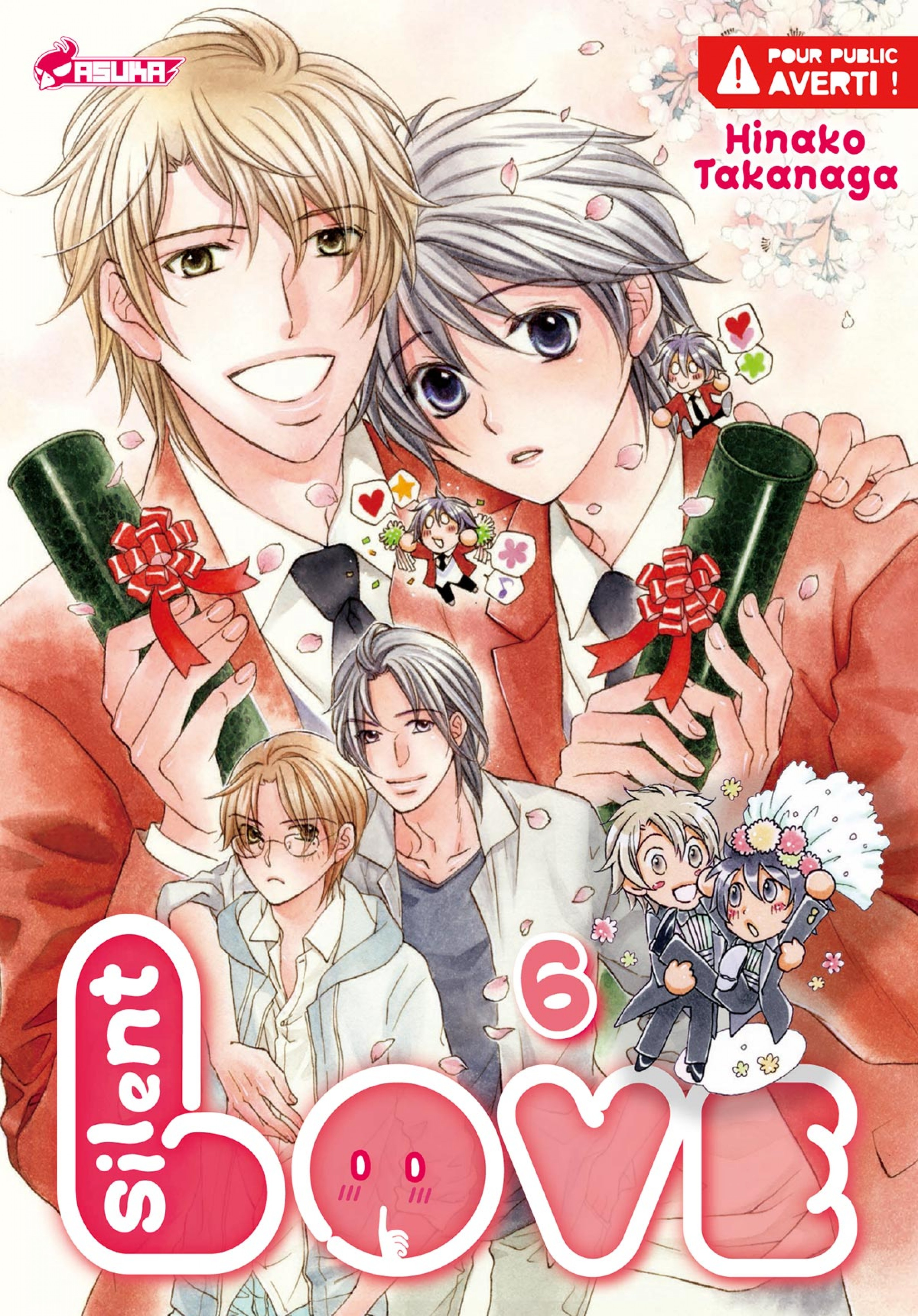 Silent Love - Tome 6