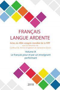 Le français pour et par un ...