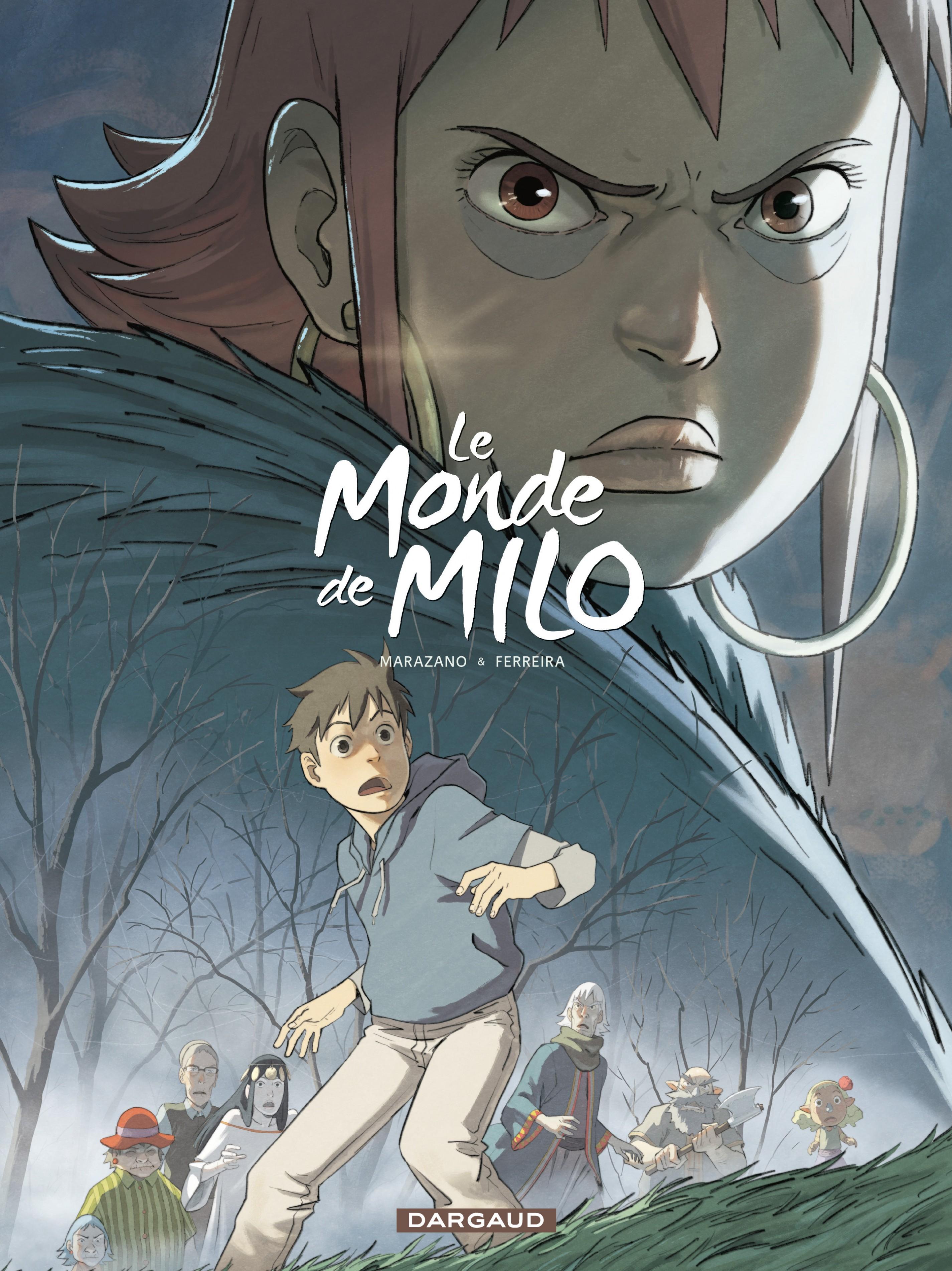 Le Monde de Milo - Tome 4