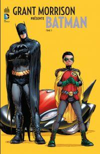 Grant Morrison présente Bat...
