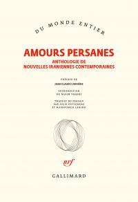 Amours persanes. Anthologie...