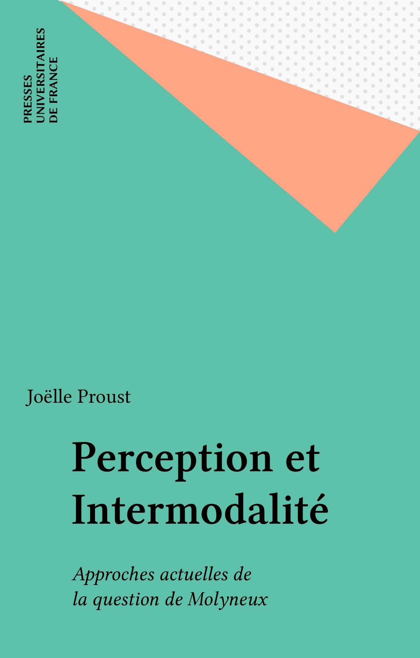 Perception et Intermodalité
