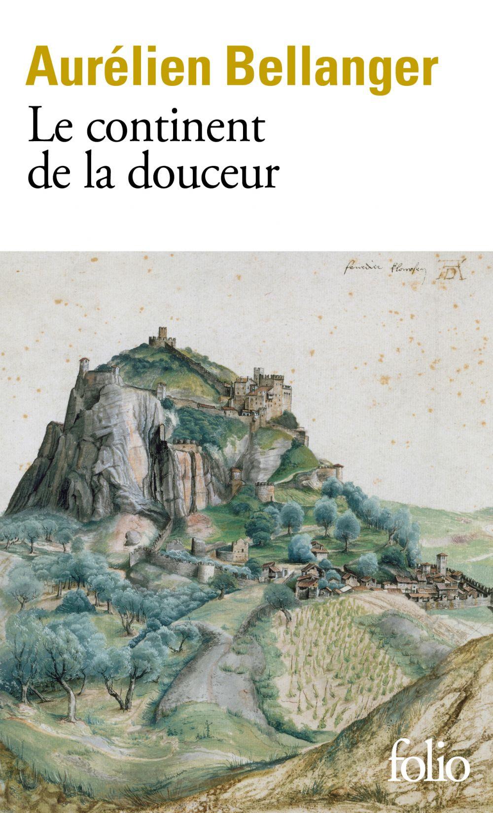Le continent de la douceur | Bellanger, Aurélien. Auteur