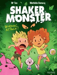 Shaker Monster (Tome 4) - B...