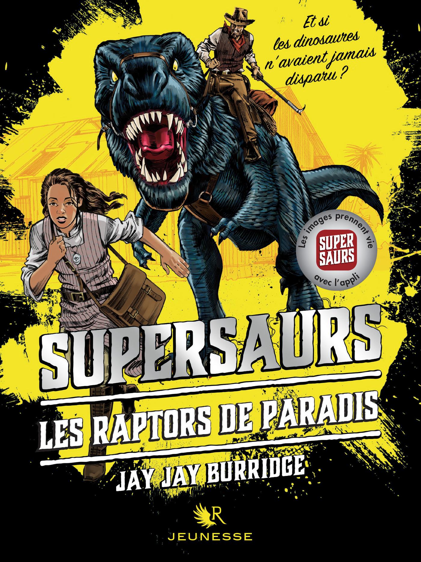 Supersaurs - Édition française