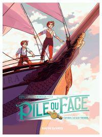 Pile ou face - Tome 2 | Hope Larson, . Auteur