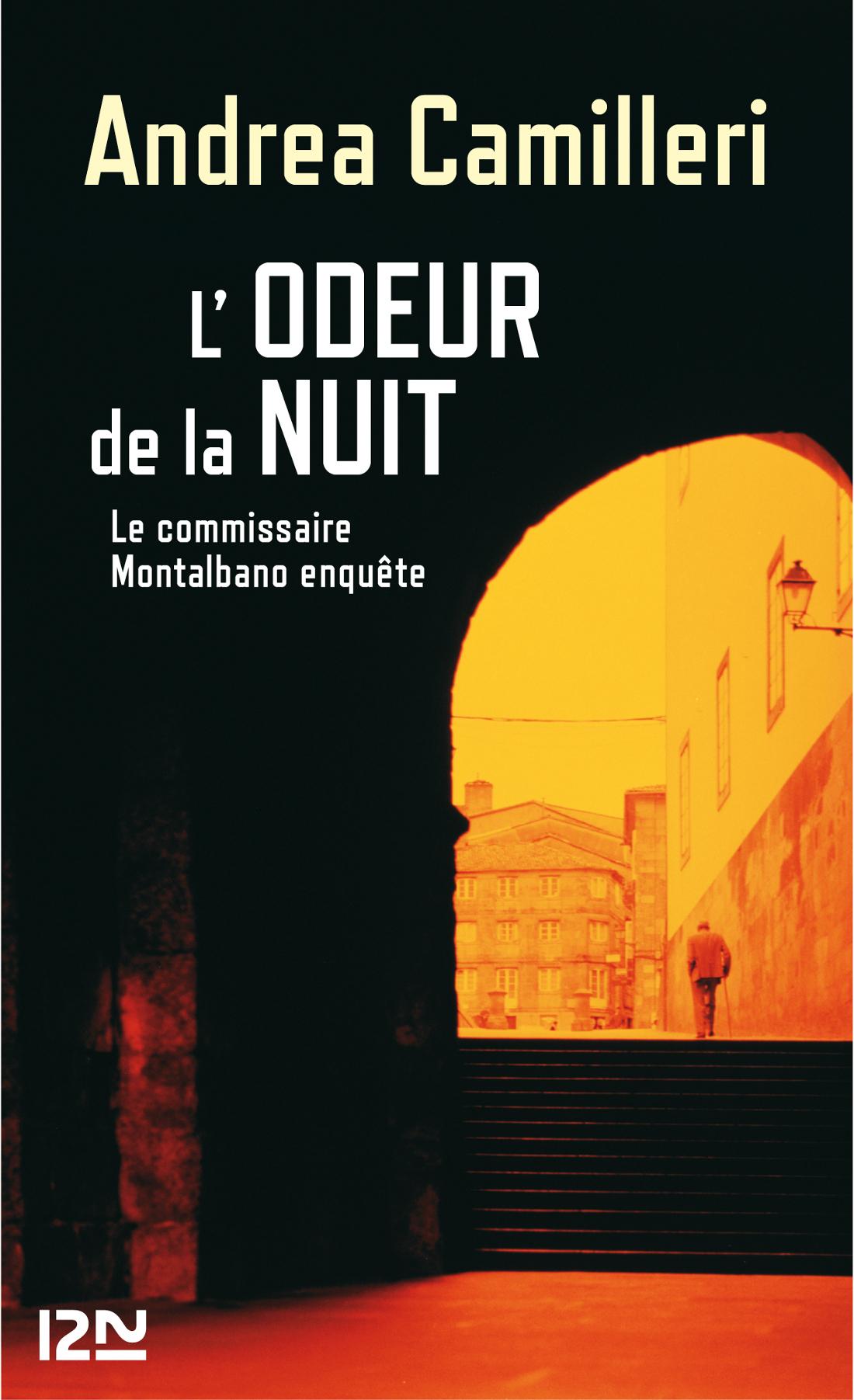 L'odeur de la nuit | QUADRUPPANI, Serge