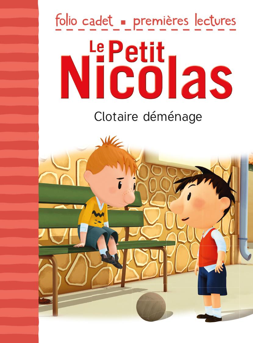 Le Petit Nicolas (Tome 36) - Clotaire déménage |