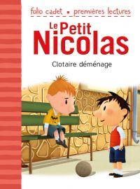 Le Petit Nicolas. Volume 36, Clotaire déménage