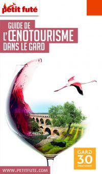 Image de couverture (OENOTOURISME DANS LE GARD 2020/2021 Petit Futé)