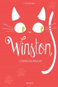 Winston, l'espion qui miaulait