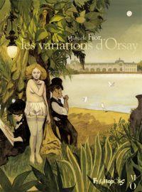 Les variations d'Orsay | Fior, Manuele. Auteur
