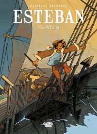 Esteban - Volume 1 - The Wh...
