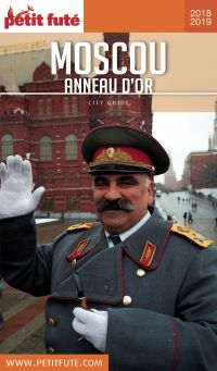 MOSCOU - ANNEAU D'OR 2018/2019 Petit Futé