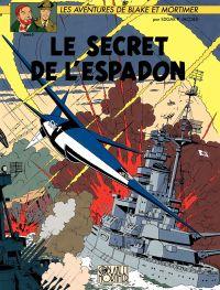 Les aventures de Blake et Mortimer, Volume 3, Le secret de l'Espadon. Volume 3, SX1 contre-attaque