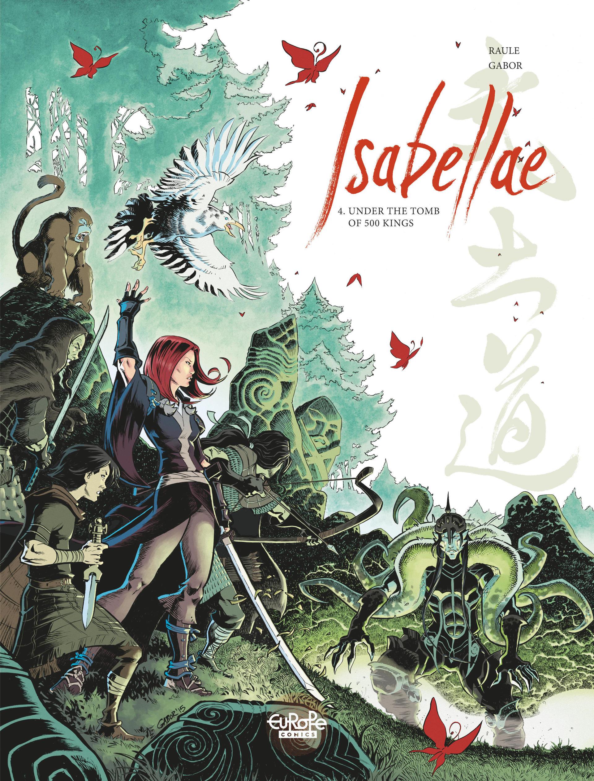 Isabellae - Tome 4 - 4. Und...