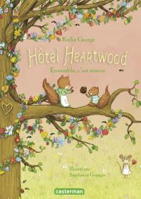 Hôtel Heartwood (Tome 3)  -...