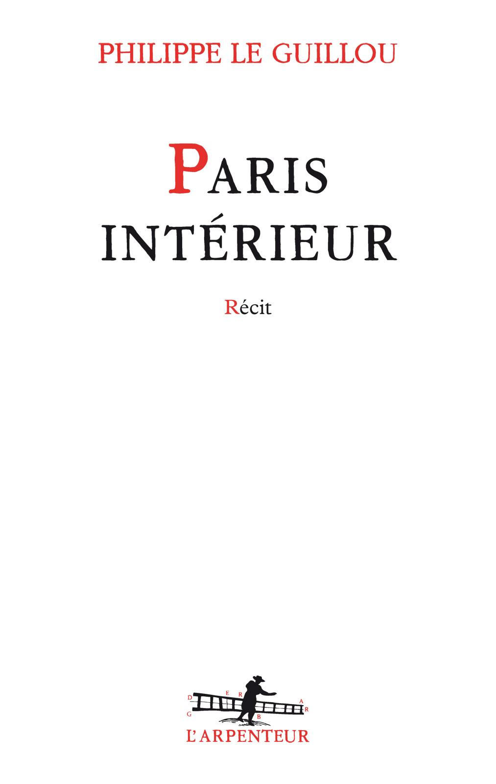 Paris intérieur
