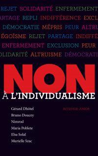 Image de couverture (Non à l'individualisme)