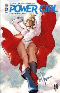 Power Girl - Tome 1 - Un no...
