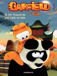 Garfield et Cie - Tome 15 - Les Tribulations d'un chat en Chine