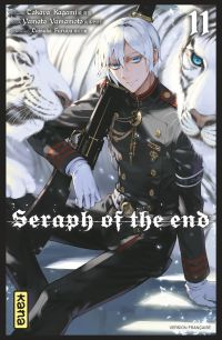 Seraph of the end - Tome 11...
