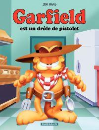 Garfield. Volume 23, Garfield est un drôle de pistolet