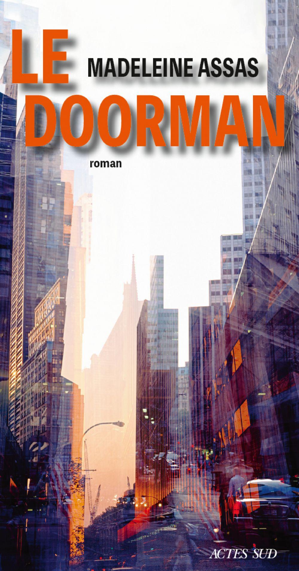 Le Doorman | Assas, Madeleine. Auteur