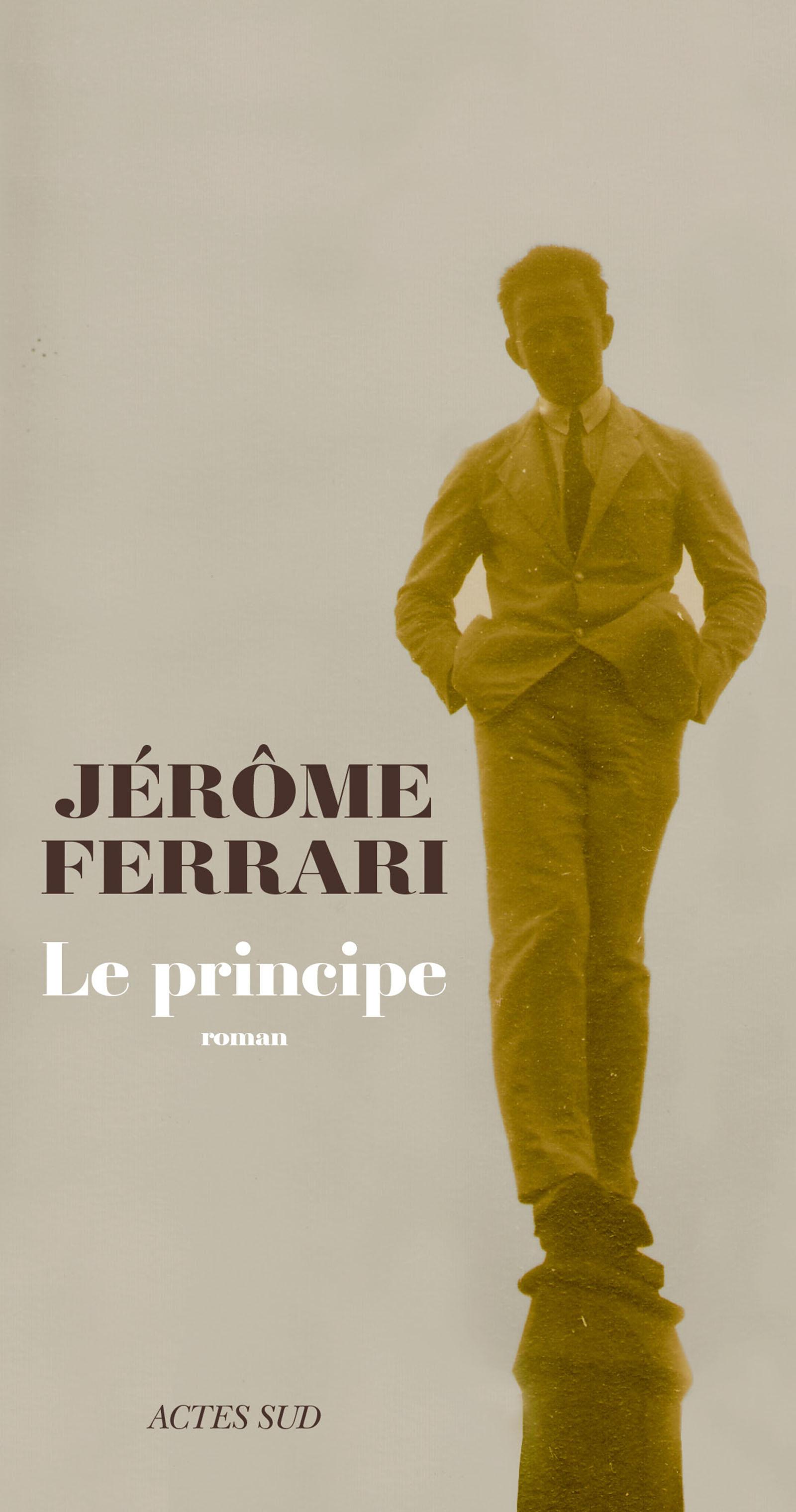 Le principe | Ferrari, Jérôme