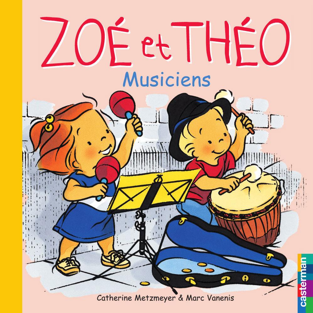 Zoé et Théo musiciens (T21)