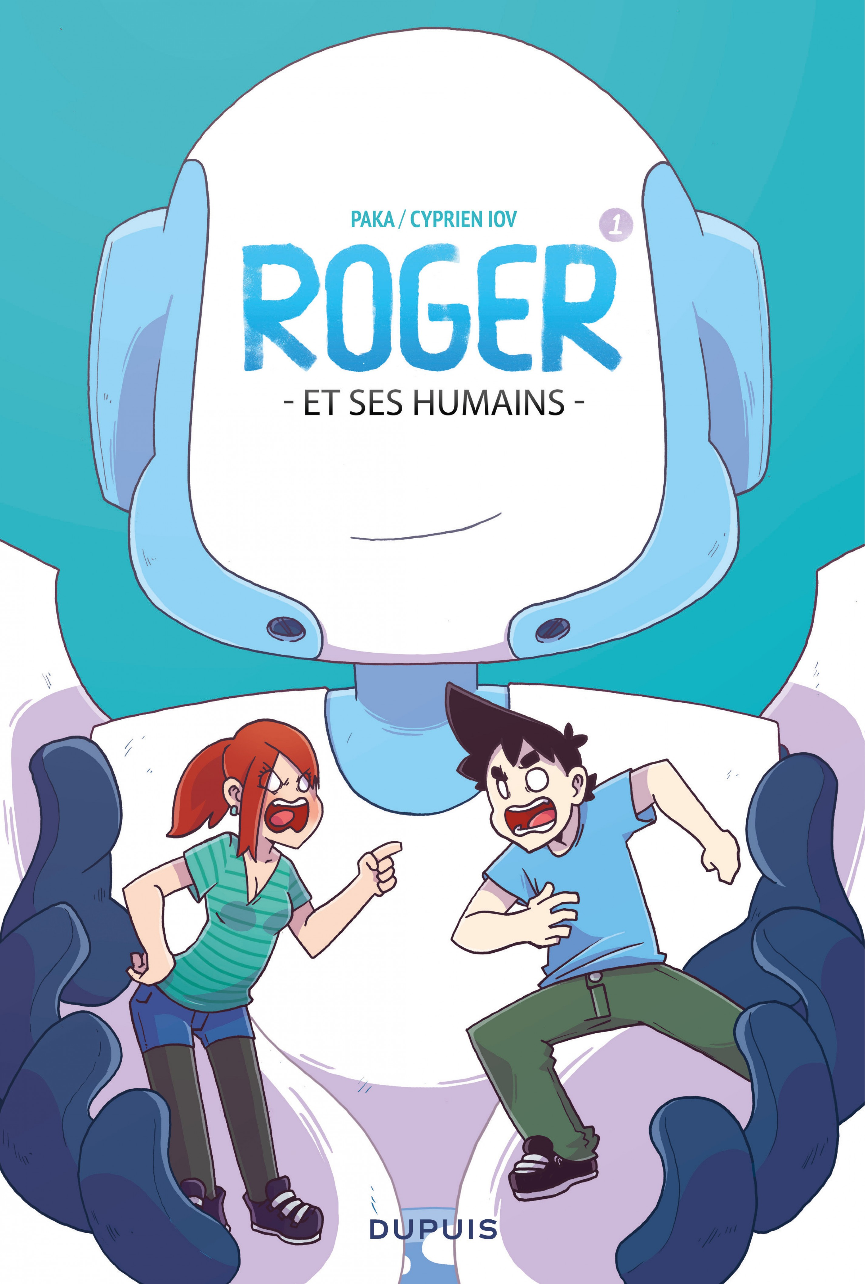 Roger et ses humains - Tome 1