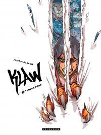 Klaw - tome 2 - Tabula Rasa   Ozanam, Antoine. Auteur