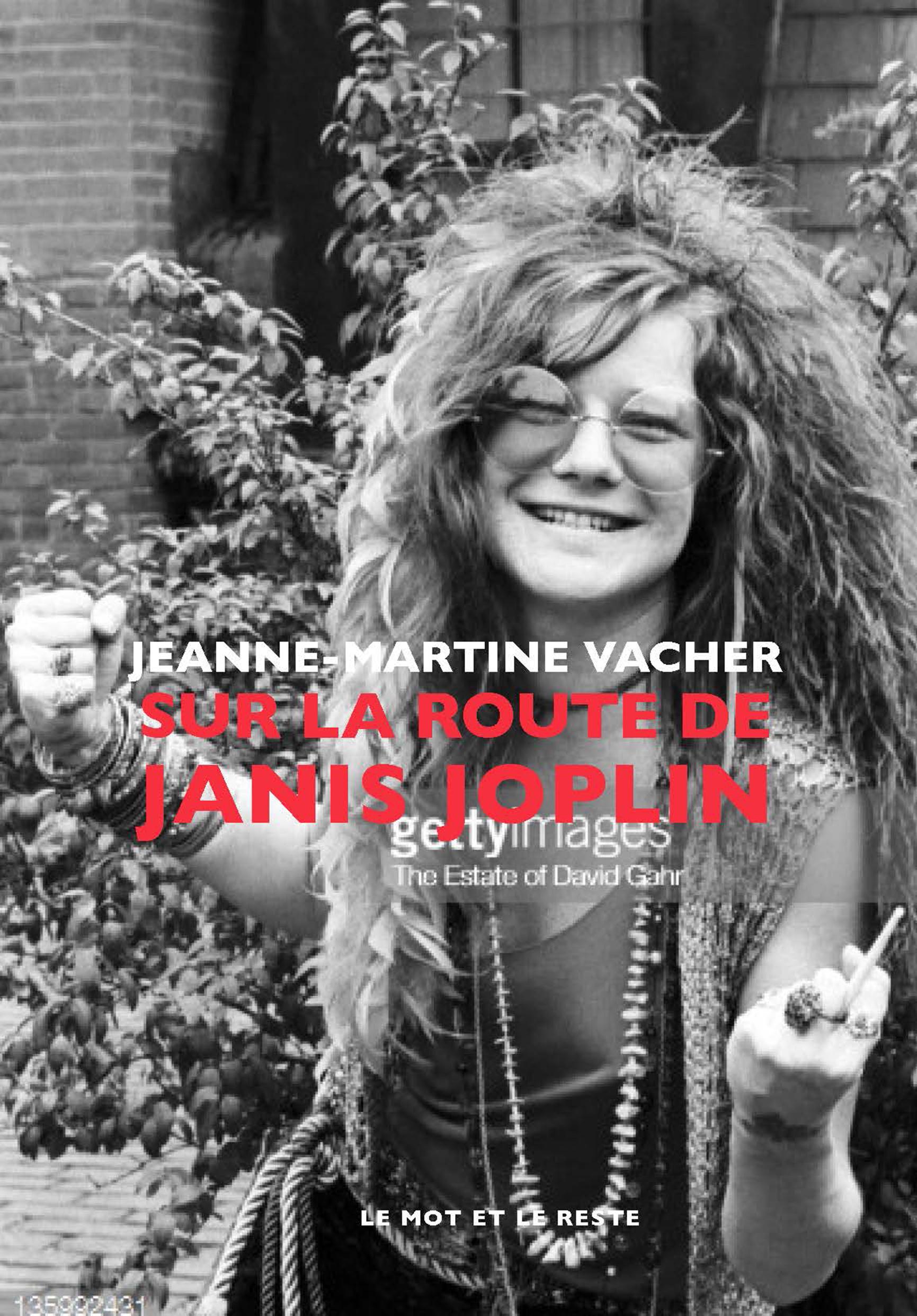 Sur la route de Janis Joplin | VACHER, Jeanne-Martine