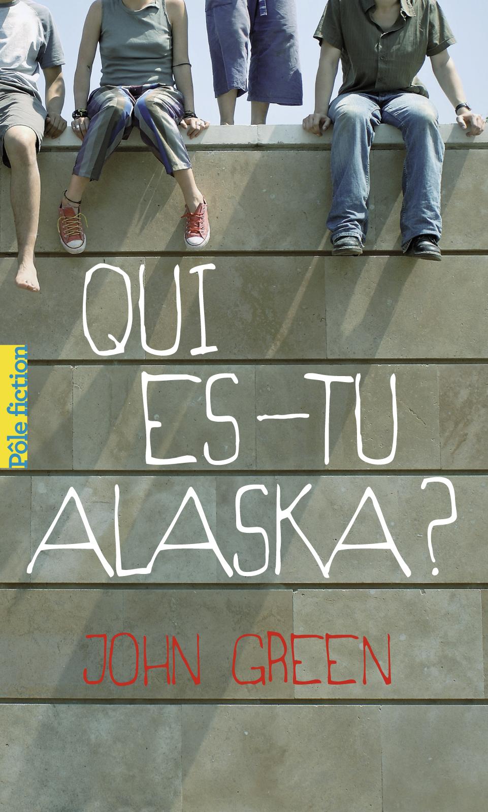 EXTRAIT – Qui es-tu Alaska ?