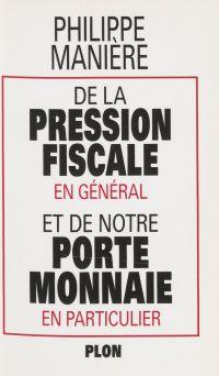 De la pression fiscale en g...