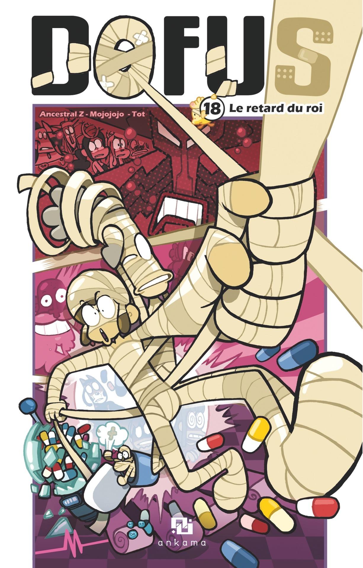 Dofus Manga - Tome 18 - Le Retard du roi
