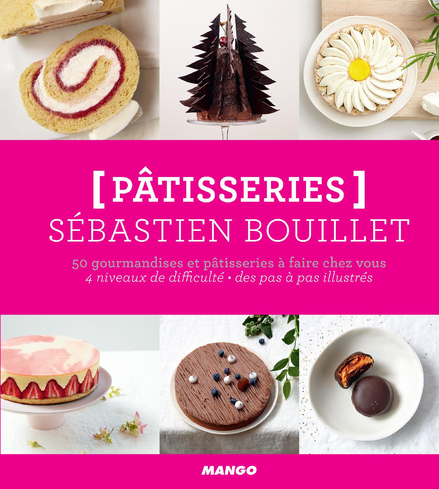 Pâtisseries - 50 gourmandis...