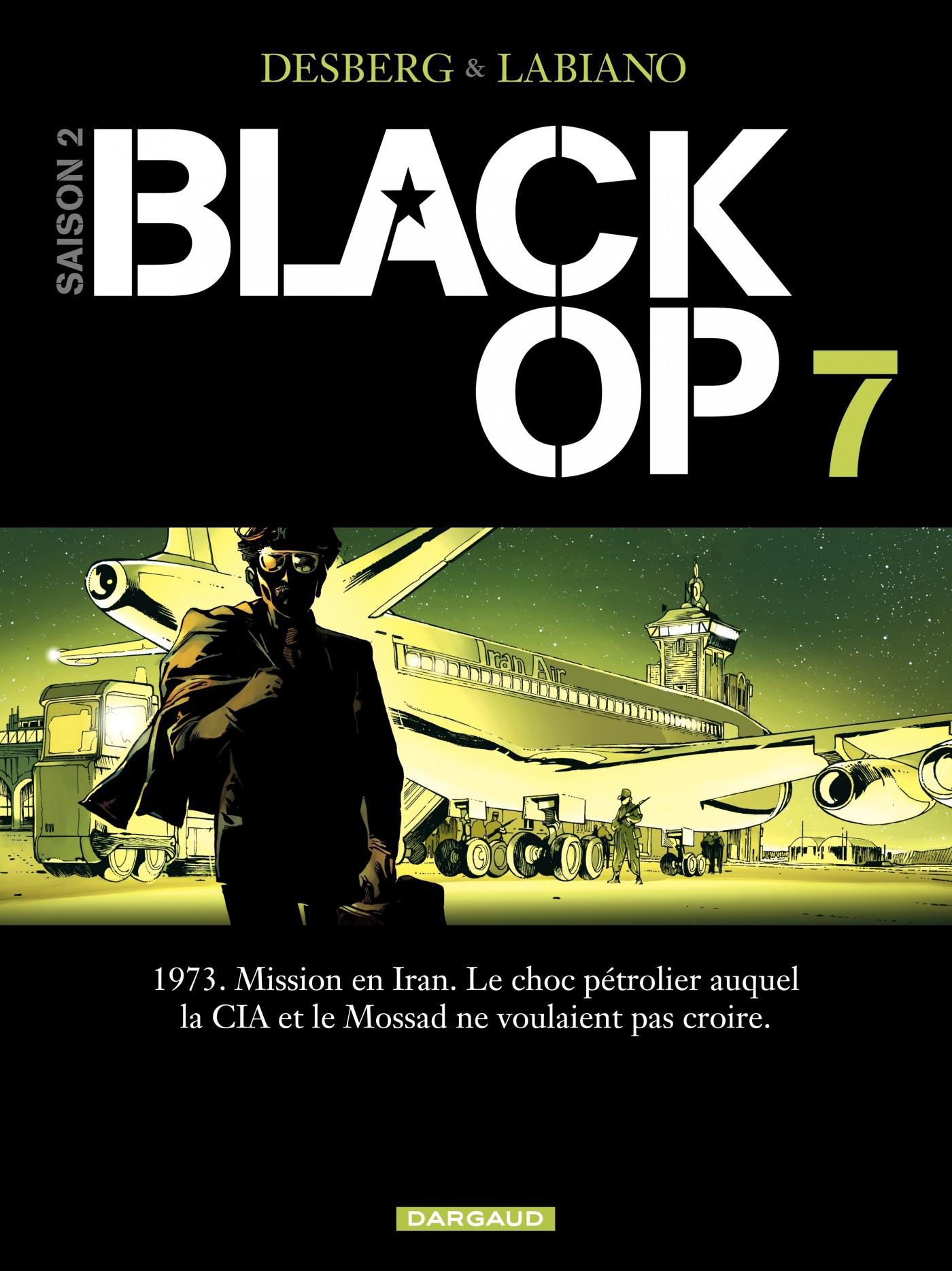 Black Op - saison 2 - Tome 1
