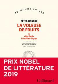 La voleuse de fruits | Handke, Peter. Auteur