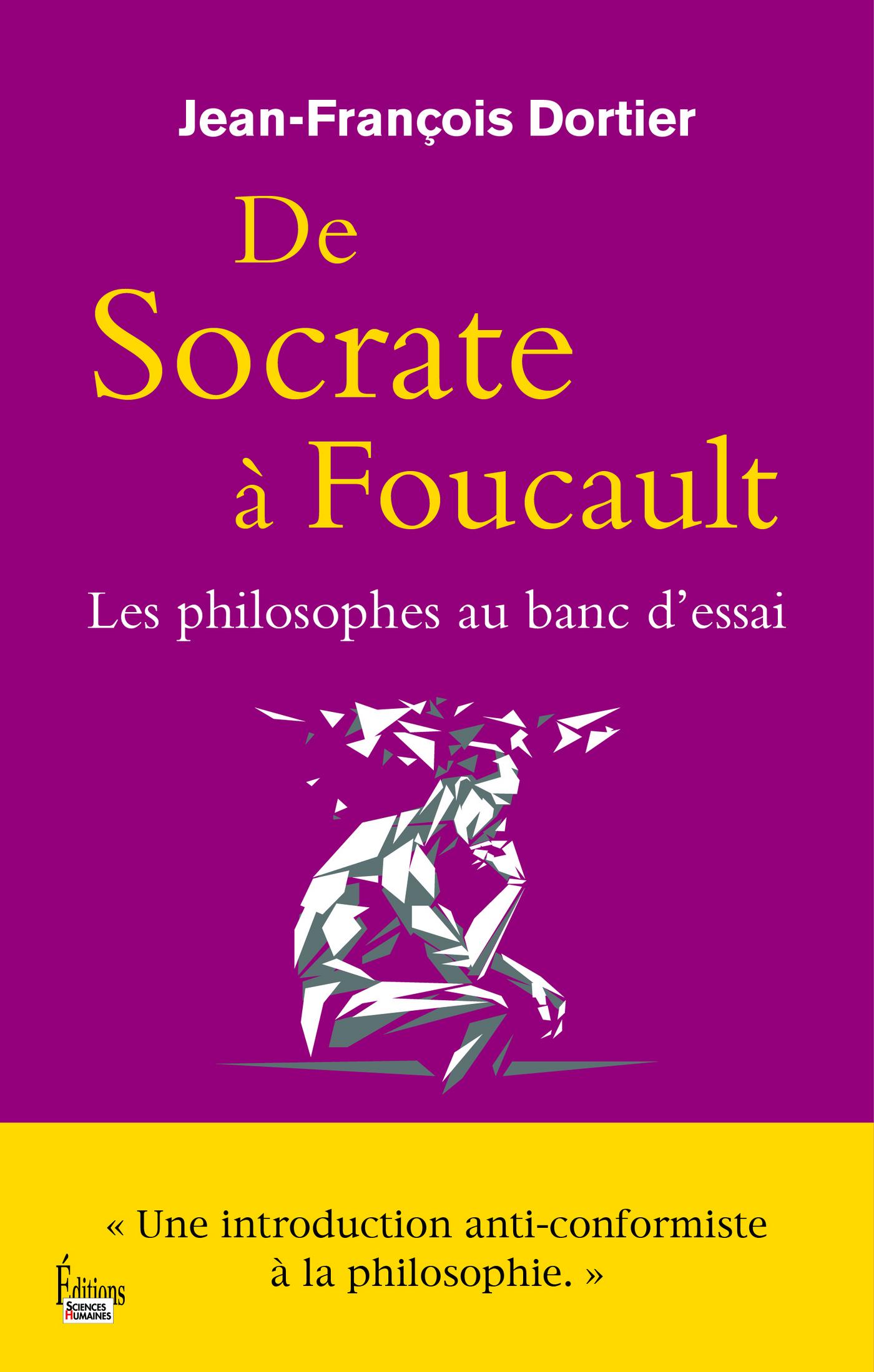 De Socrate à Foucault. Les ...